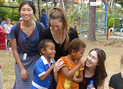 Fiji Mission Trip*A primary-school based programme with educational and Christian components in Lautoka
